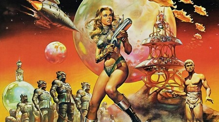 Barbarella wallpaper