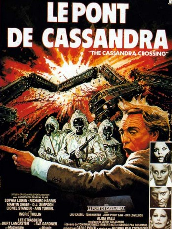 Cassandra Crossing locandina 1
