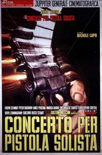 Concerto per pistola solista locandina 4