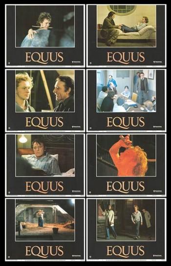 Equus lobby card 1