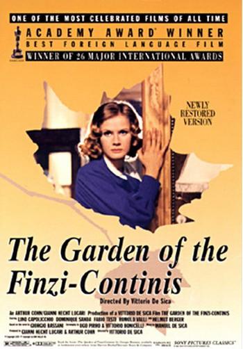 Il giardino dei Finzi Contini locandina 4