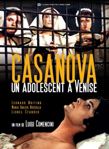 Infanzia, vocazione e prime esperienze di Giacomo Casanova LOCANDINA 2