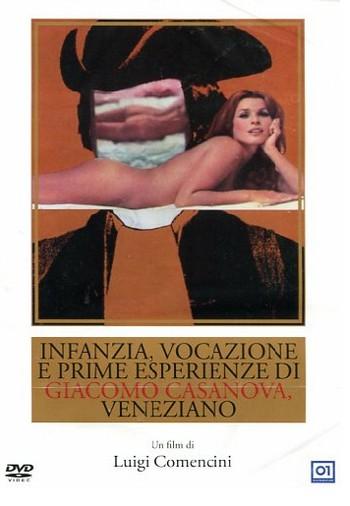 Infanzia, vocazione e prime esperienze di Giacomo Casanova LOCANDINA 3