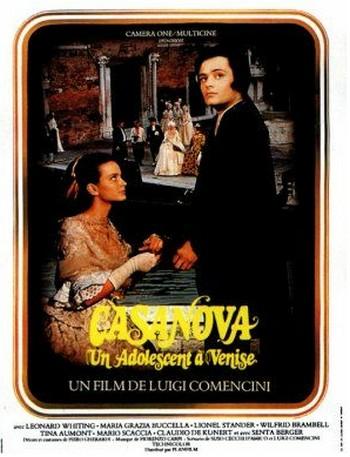 Infanzia, vocazione e prime esperienze di Giacomo Casanova LOCANDINA 4