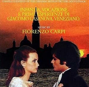 Infanzia, vocazione e prime esperienze di Giacomo Casanova LOCANDINA sound