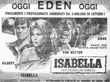 Isabella duchessa dei diavoli flano