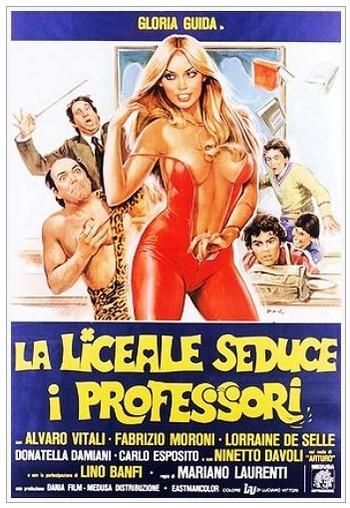 La liceale seduce i professori locandina
