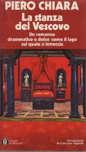 La stanza del vescovo locandina libro