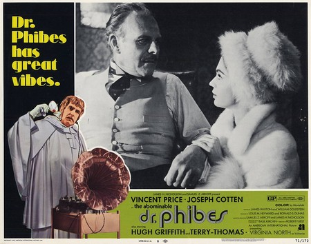 L'abominevole Dr.Phibes lobby card 1