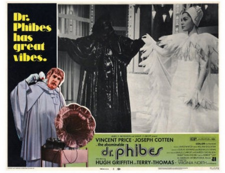 L'abominevole Dr.Phibes lobby card 2