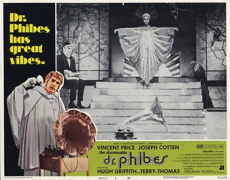 L'abominevole Dr.Phibes lobby card 3