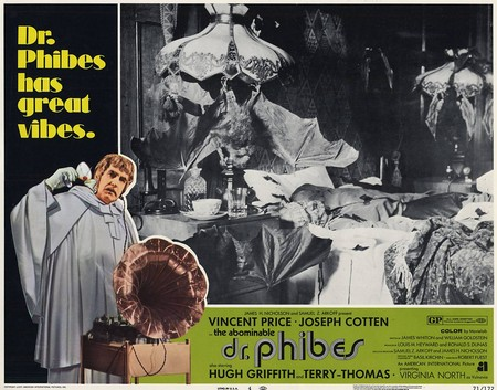 L'abominevole Dr.Phibes lobby card 4