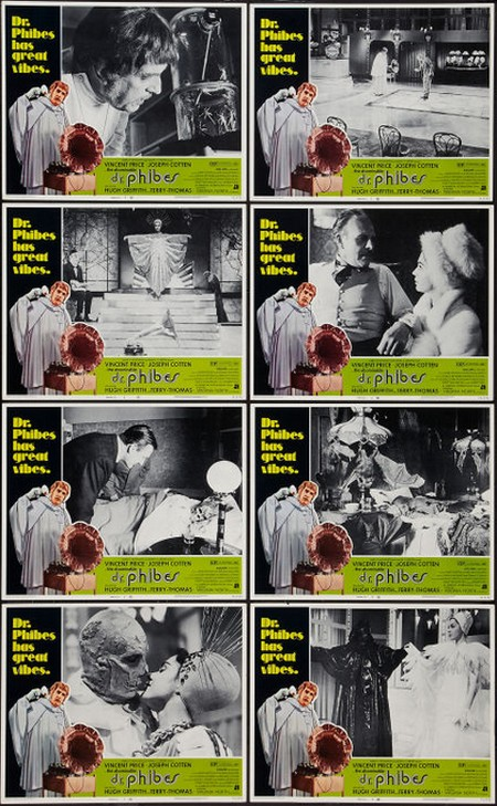 L'abominevole Dr.Phibes lobby card 5