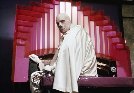 L'abominevole Dr.Phibes locandina wallpaper