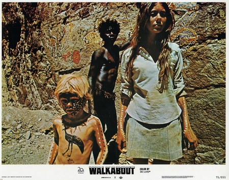 L'inizio del cammino- Walkabout lobby card 1