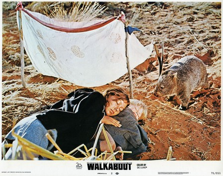 L'inizio del cammino- Walkabout lobby card 2