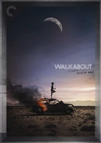 L'inizio del cammino- Walkabout locandina 2