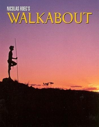 L'inizio del cammino- Walkabout locandina 4