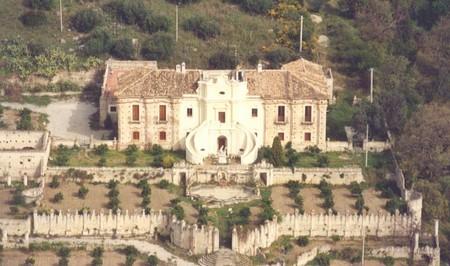 Perdutamente vostro mi firmo Macaluso Carmelo location Villa Caristo a Stignano