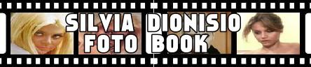 Silvia Dionisio- Banner foto book