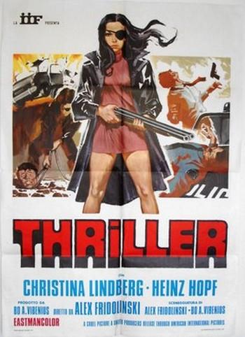 Thriller locandina 1