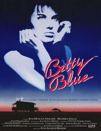 Betty blue locandina 1