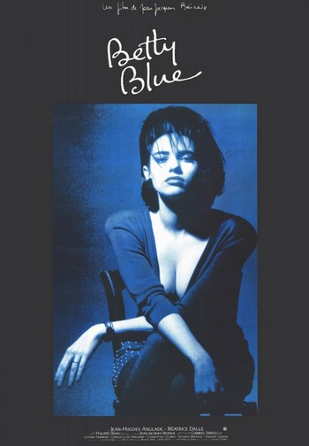 Betty blue locandina 2