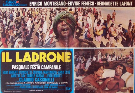 Il ladrone lobby card 1