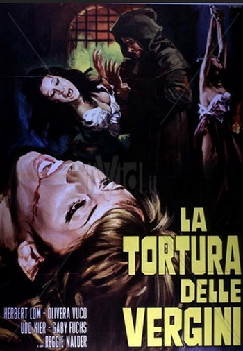 La tortura delle vergini locandina 7