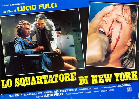 Lo squartatore di New York lobby card 3