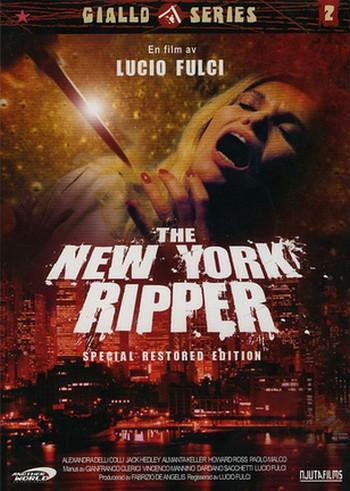 Lo squartatore di New York locandina 2