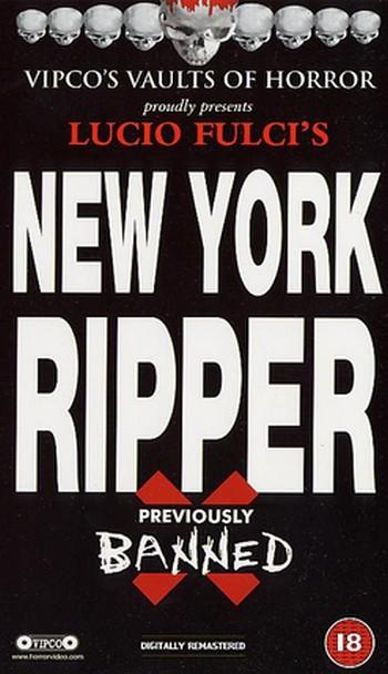 Lo squartatore di New York locandina 3