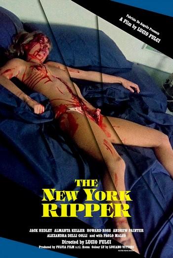Lo squartatore di New York locandina 4