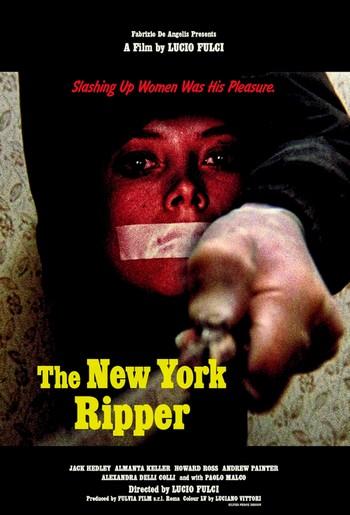 Lo squartatore di New York locandina 5
