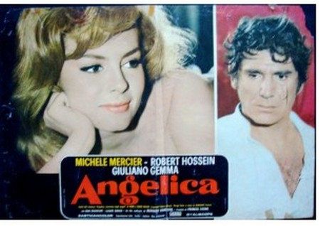 Angelica marchesa degli angeli lobby card 1