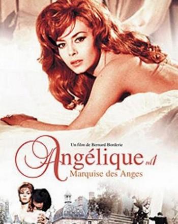 Angelica marchesa degli angeli locandina 2