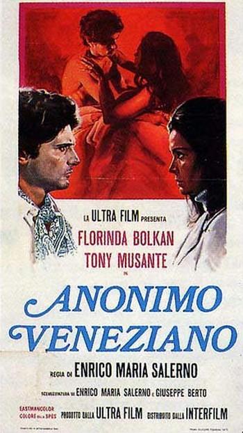 Anonimo veneziano locandina 1