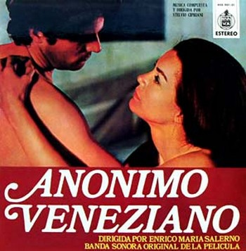 Anonimo veneziano locandina sound