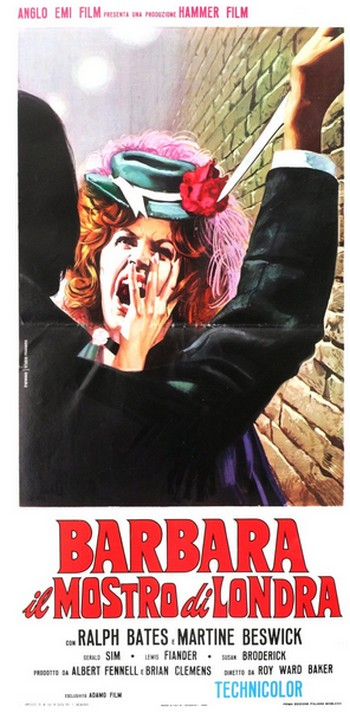 Barbara il mostro di Londra locandina 4