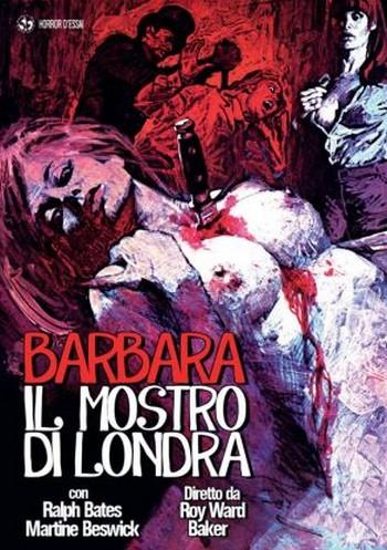 Barbara il mostro di Londra locandina 6