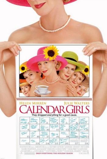 Calendar girls locandina
