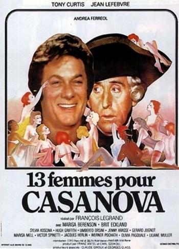 Casanova e co locandina 1