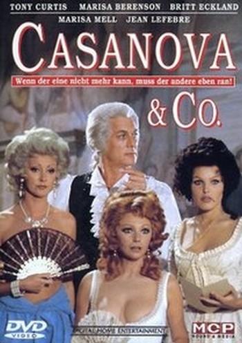 Casanova e co locandina 4
