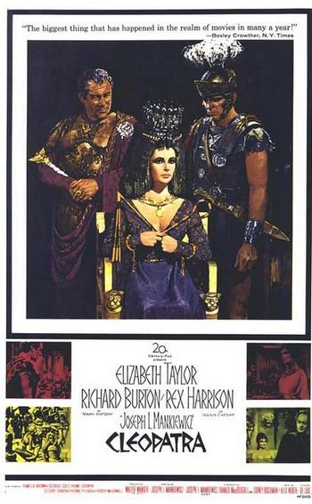 Cleopatra locandina 1