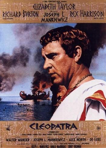 Cleopatra locandina 2