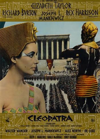 Cleopatra locandina 4