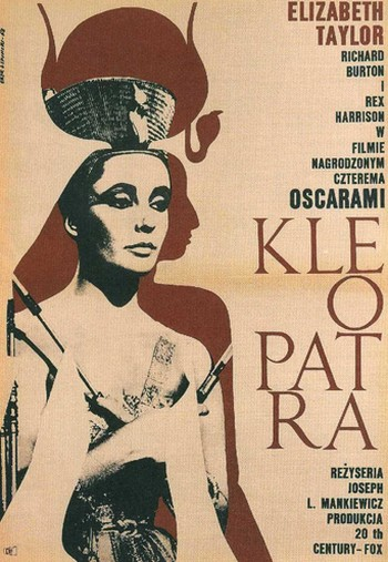 Cleopatra locandina 5