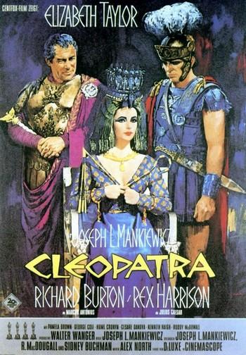 Cleopatra locandina 6