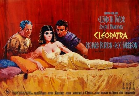 Cleopatra locandina wallpaper