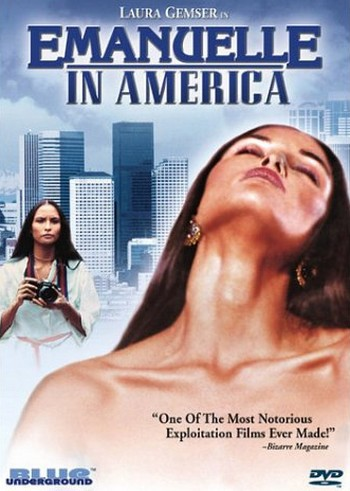 Emanuelle in America locandina 1